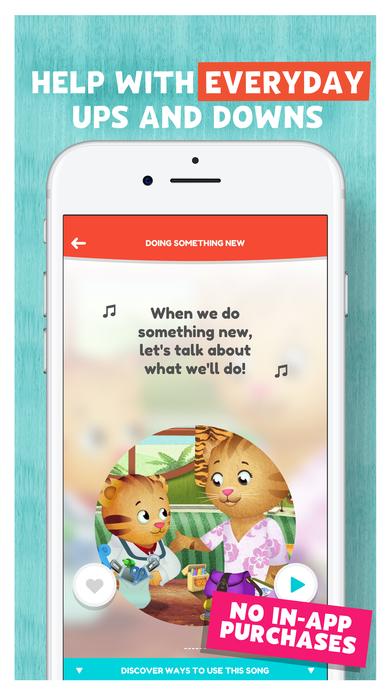Daniel Tiger for Parents screenshot 5