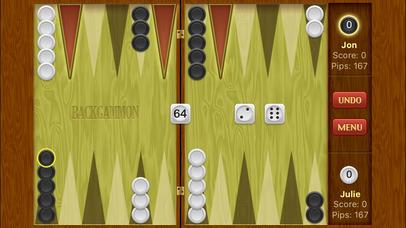 Backgammon Pro Screenshot