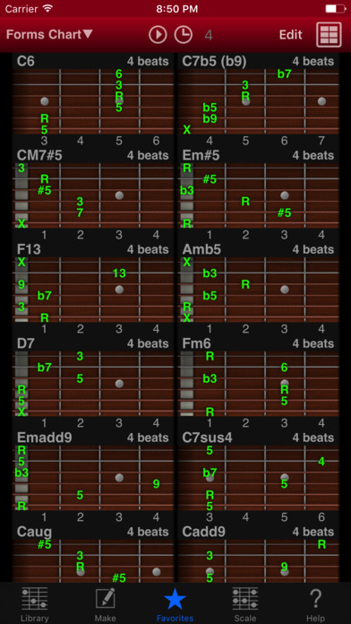 Guitar Kit screenshot 2