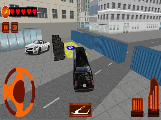 City Limousine Parking Sim Pro screenshot 10