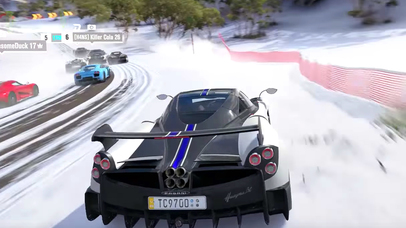Concept Car S Racing screenshot 1