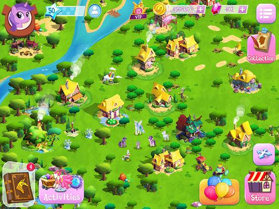 MY LITTLE PONY: Magic Princess Quests Screenshots