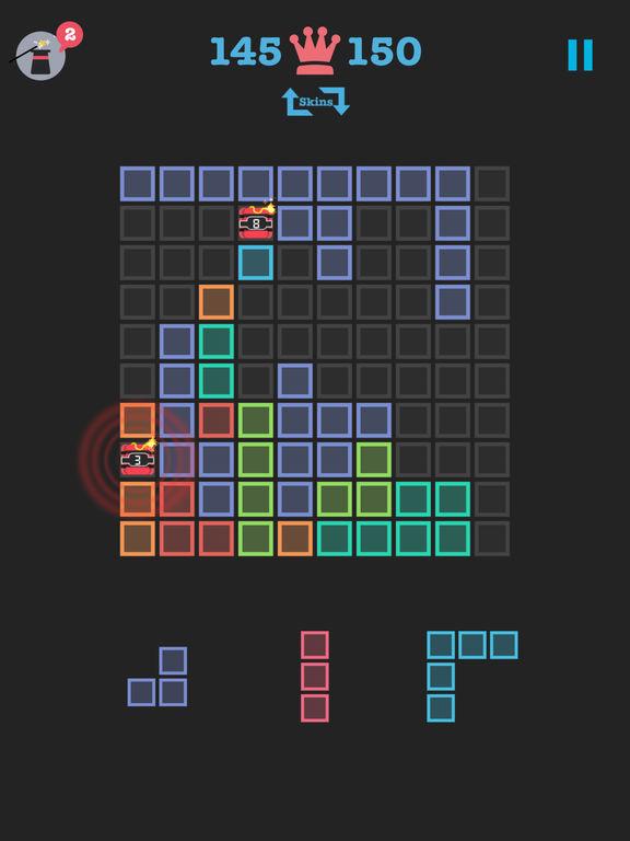 10101010: Block Puzzle 10/10 Color Brick Scalescreeshot 4