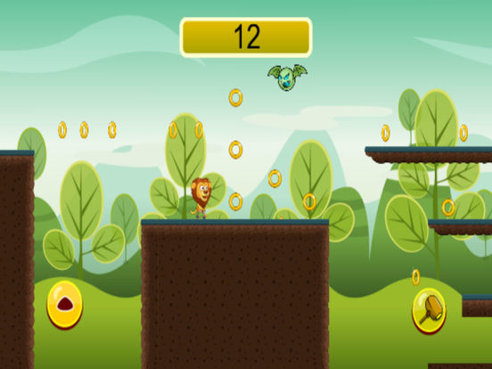Tiny Plain King Lion Revenge screenshot 8