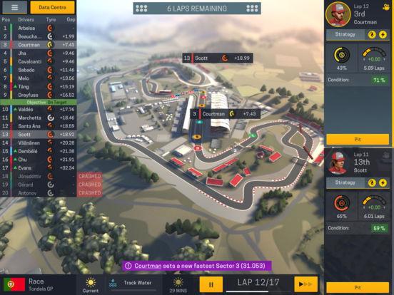 Motorsport Manager Mobile 2 screenshot 7