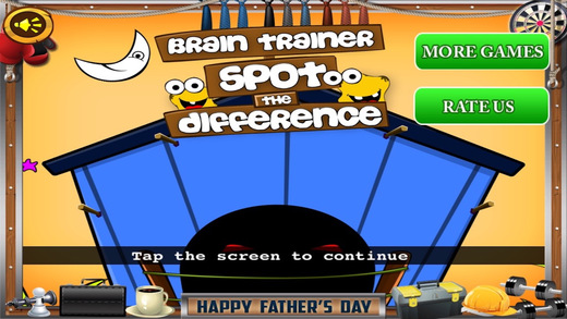 Brain Trainer – Spot The Difference Pro Screenshots