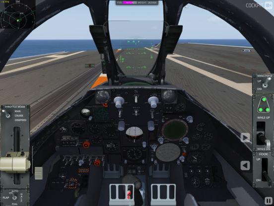 F35 Carrier Landing HD screenshot 6
