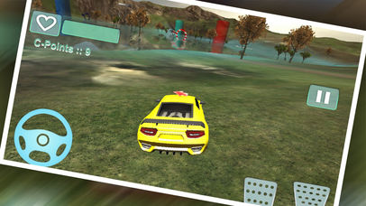 Water Car Stunt Driving Pro screenshot 3