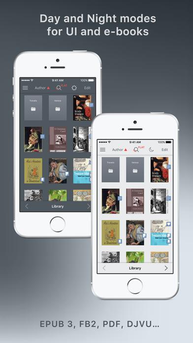 Screenshot #9 for tiReader 2 Pro – eBook and Comic book reader