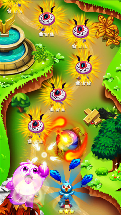 Sweet Fruits & Birds screenshot 4
