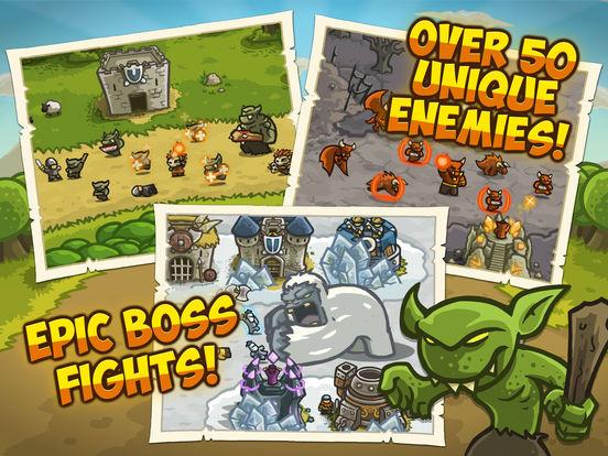 Kingdom Rush HD Screenshots
