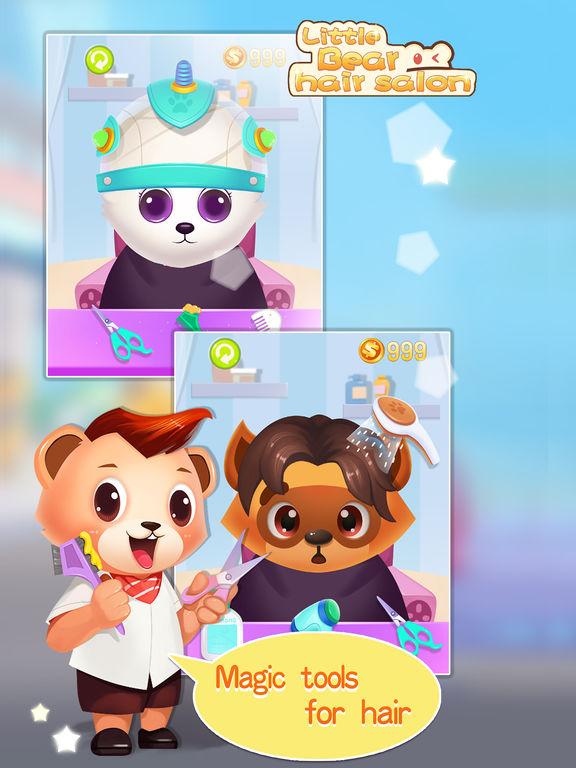 Little Bear Hair Salon screenshot 7