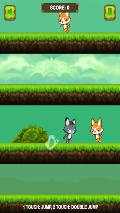 Cat Vs Dog Adventure screenshot 3