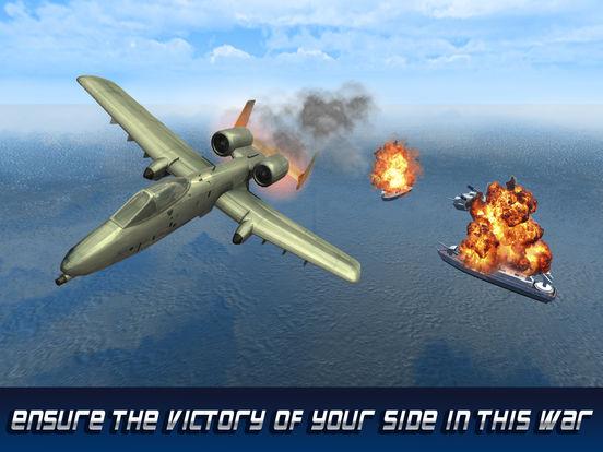 F18 Carrier Airplane Flight Simulator screenshot 8