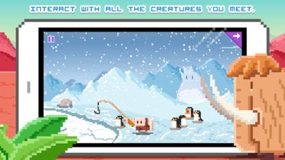 Bit - The Time Travelling Caveman screenshot 3