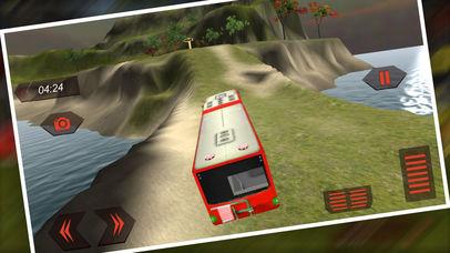 Mountain Tourist Bus 3D screenshot 2