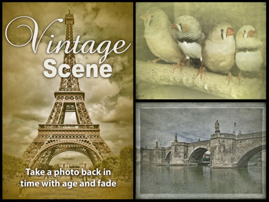 Vintage Scene HD Screenshots
