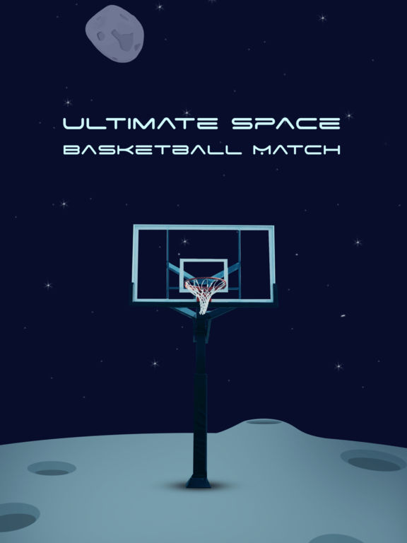 Ultimate Space Basketball Match screenshot 6
