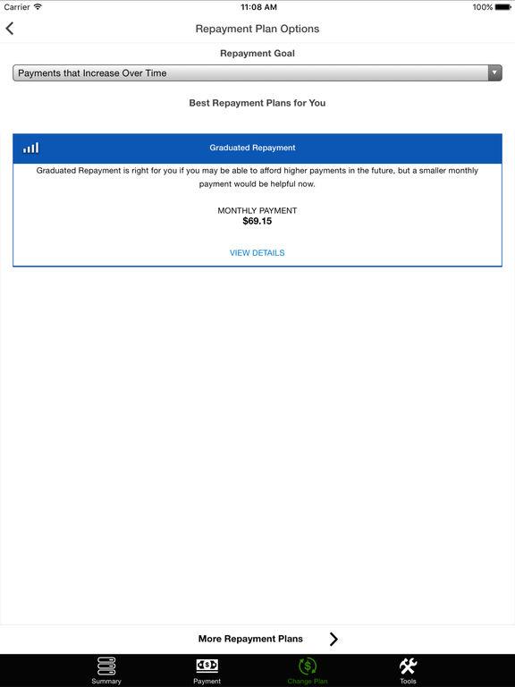 FedLoan Student Loans screenshot 10