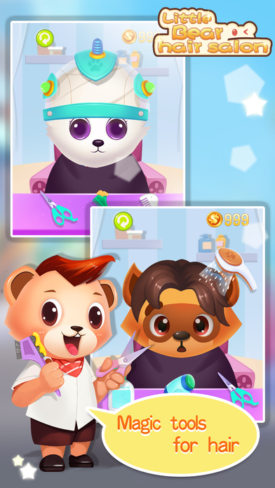 Little Bear Hair Salon screenshot 4
