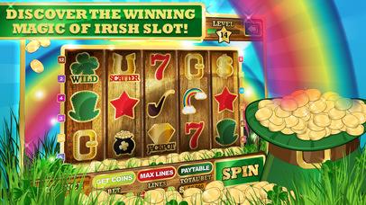 Screenshot 1 Ирландская радуга игровых автоматов