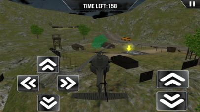 Army Prison Helicopter Escape Pro screenshot 3