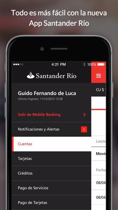 Santander r o on the app store Habilitar visa debito para el exterior