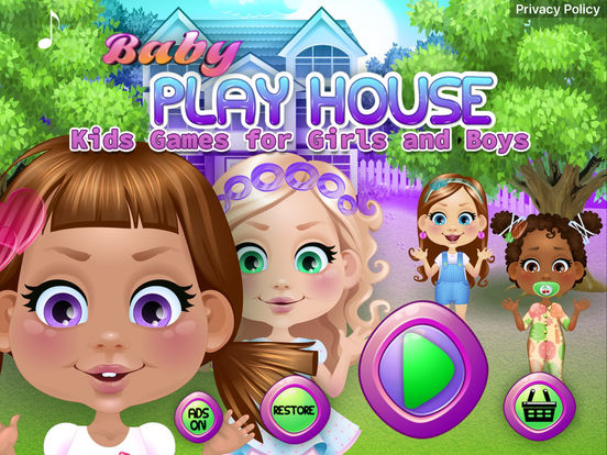 All App Family Kids - Games for boys and girls free ...