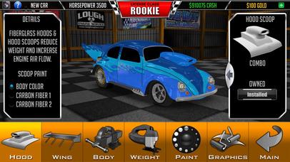 Door Slammers Drag Racing screenshot 3