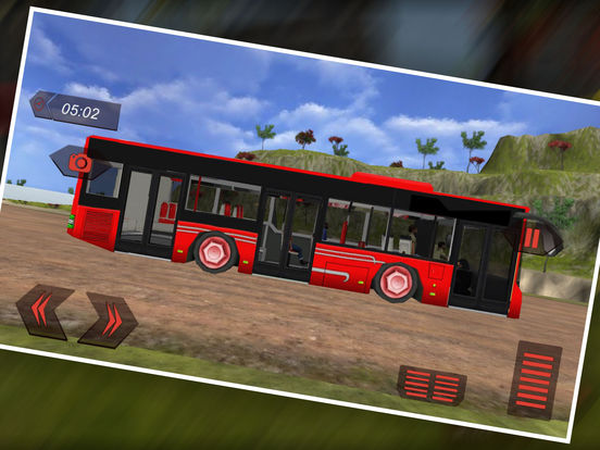 Mountain Tourist Bus 3D screenshot 5
