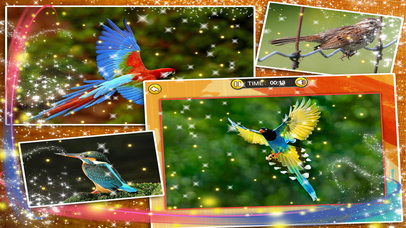 Adventure swap puzzle screenshot 2