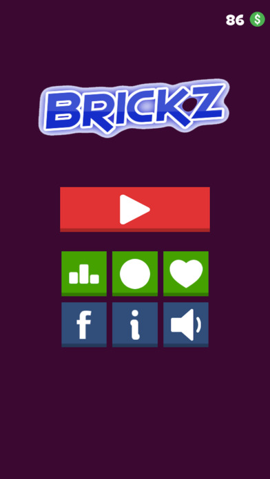 Brickz - Brick Breaker Screenshot