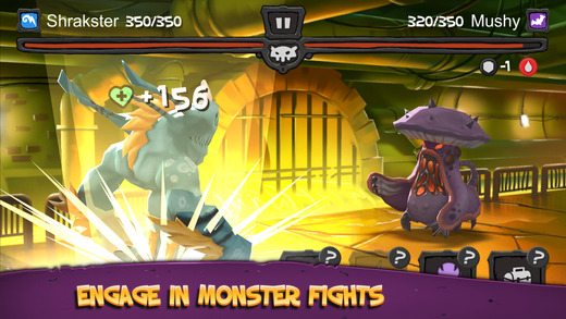 Monster Buster: World Invasion Screenshots