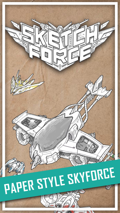 Paper Aircraft - Sketch Game screenshot 1