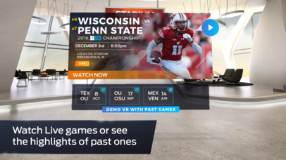 FOX Sports VR screenshot 5
