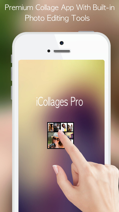 iCollages Pro-245 Collage Layouts, Frames & Quotes Screenshots