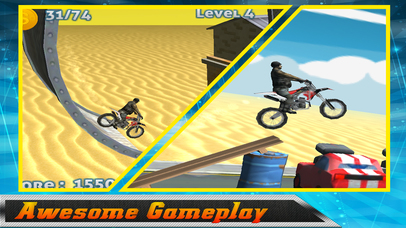 Asphalt Xtreme Offroad Dirt Bike Stunt Challenge screenshot 3