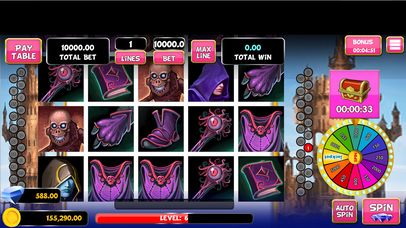 Screenshot 3 Vegas Golden Luck Slots