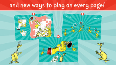 The Sneetches by Dr. Seuss screenshot 4