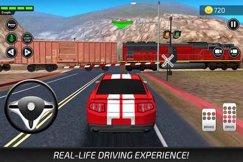 Driving Academy 2018 Simulator screenshot 1