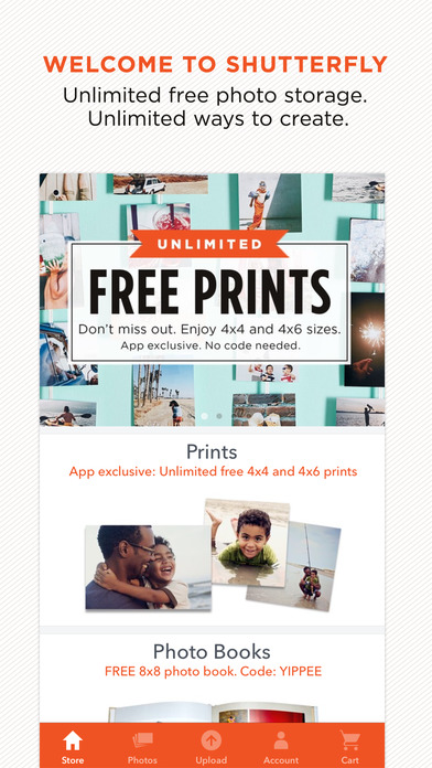 download Shutterfly: Prints, Photo Books, Cards Made Easy apps 1