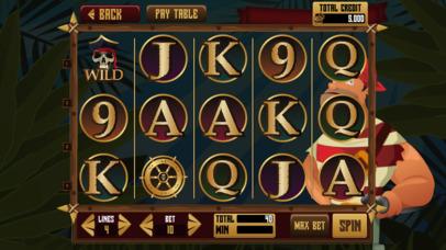 Screenshot 2 Rich Pirates — Slot Machine Game