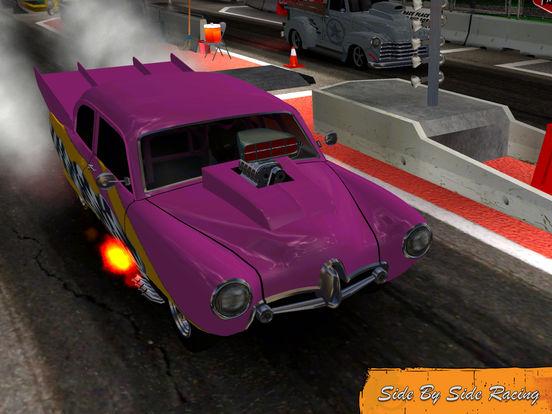 Door Slammers Drag Racing screenshot 6