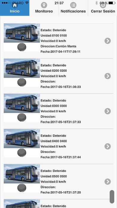 Tracktotal screenshot 2