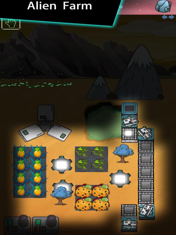 Alien farm and battle - Proxima Dragon Screenshots