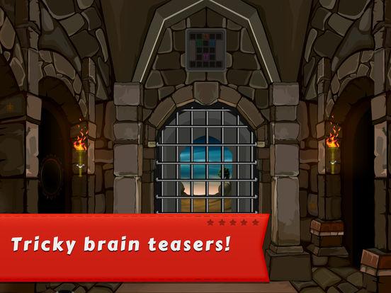 Cube Escape Games:Deadly Prision Screenshots
