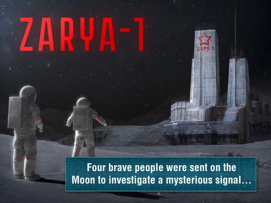 Screenshot #1 for Devil's Dawn: Zarya-1 Station