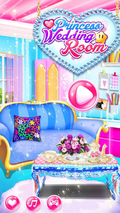 App Shopper Princess Wedding Room Design Girl Games Games