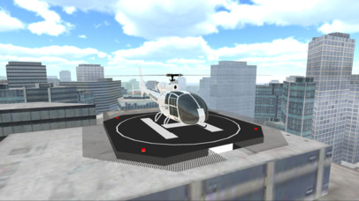 Police Helicopter Simulator: City Flying screenshot 2