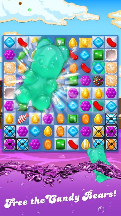 Candy Crush Soda Saga iPhone